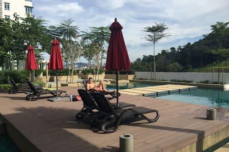 Fully Furnished Master bedroom - Kuala Lumpur