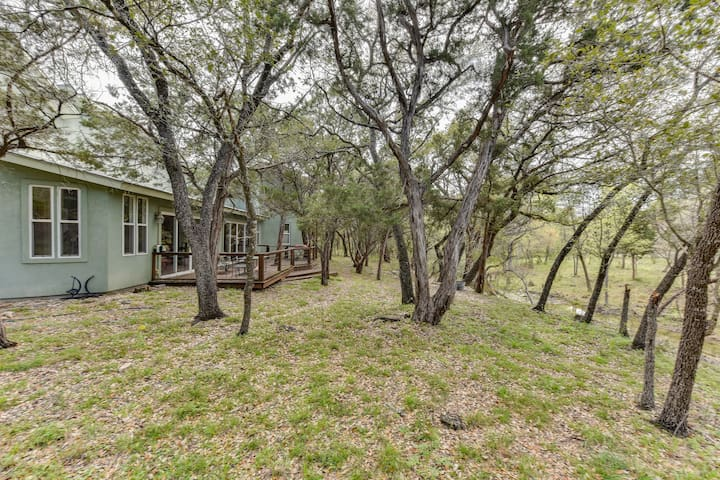 Hill Country River House-Wilson Creek-Blanco River