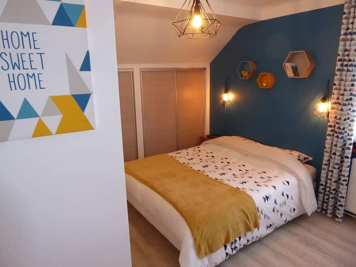 Chambres privées dans Maison Annecy proche centre