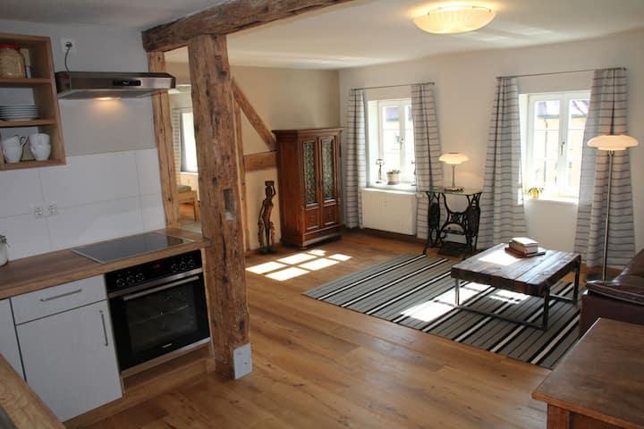 Fachwerkhaus in Stadt Wehlen - Apartment