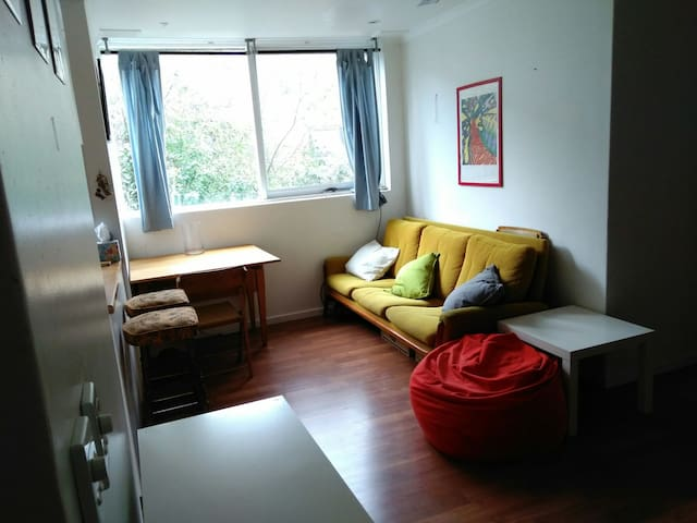Sunny Room in Footscray Apartment - Footscray - Appartement