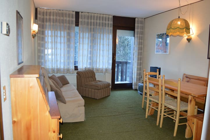accogliente appartamento - Madonna di Campiglio - Lägenhet