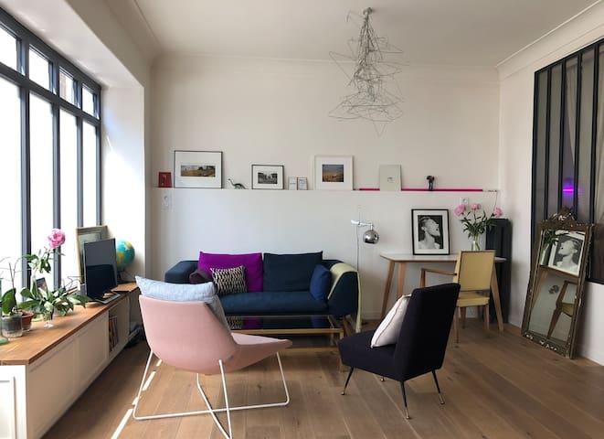 Cozy Artist Loft