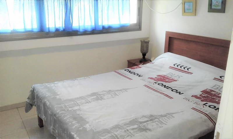 The second bedroom (2nd floor)