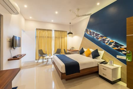 Cornerstay Serviced Apartments - Coimbatore