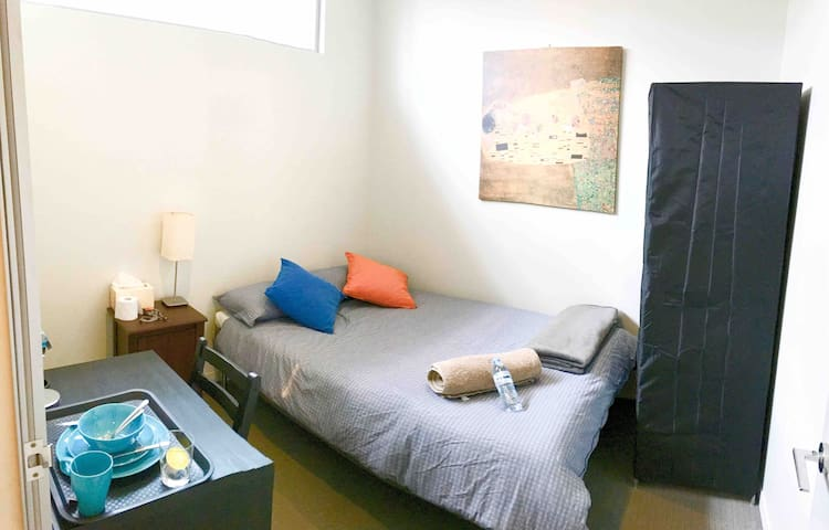 Cosy Bedroom in Sydney Centre near Hyde Park