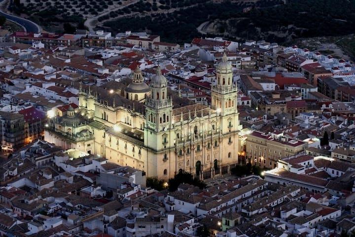 Habitación en el centro de Jaén - Jaén - Daire