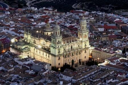 Habitación en el centro de Jaén - Jaén - Appartamento