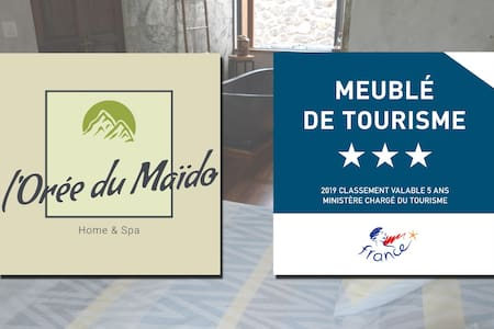 L'Orée du Maïdo, Home & Spa