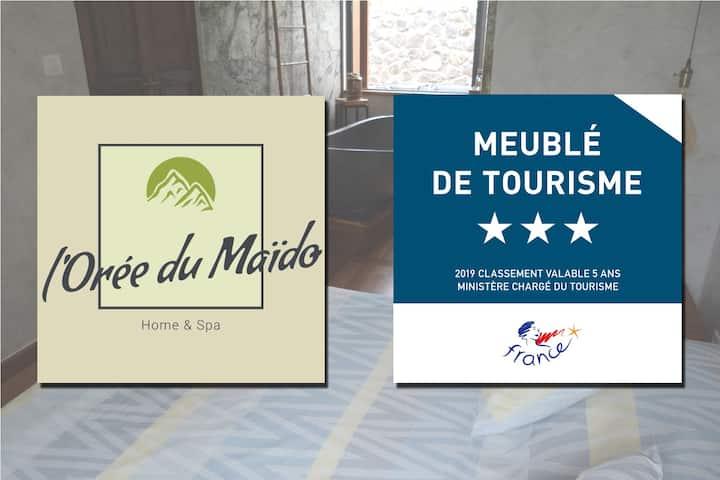 L'Orée du Maïdo, Home & Spa