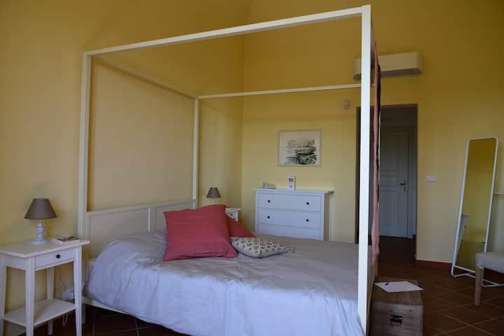 B&B Giardino Arancio camera doppia vicino Etna