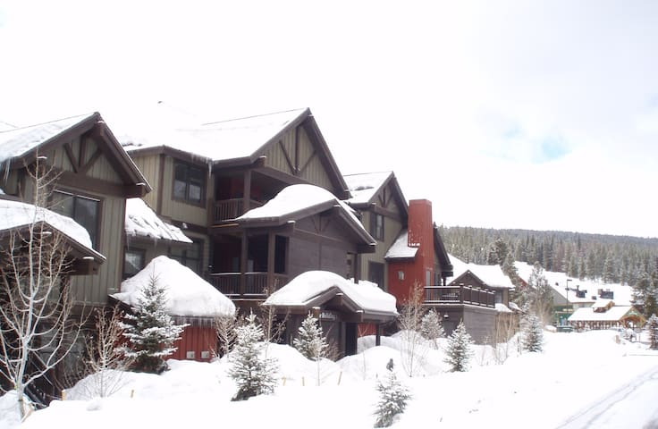 Top floor Copper Mountain Condo - Copper Mountain