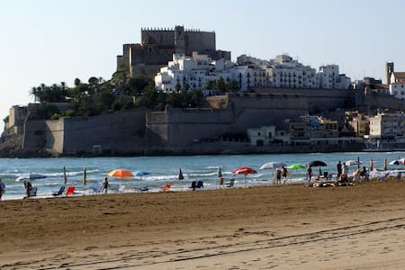 Apartamento con encanto a 400 metros de la playa - Peñíscola - อพาร์ทเมนท์