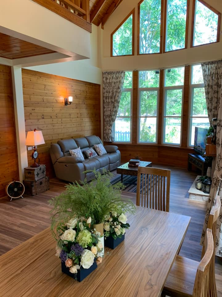 3BR New LogHome@Khao Yai National Park by Triple B