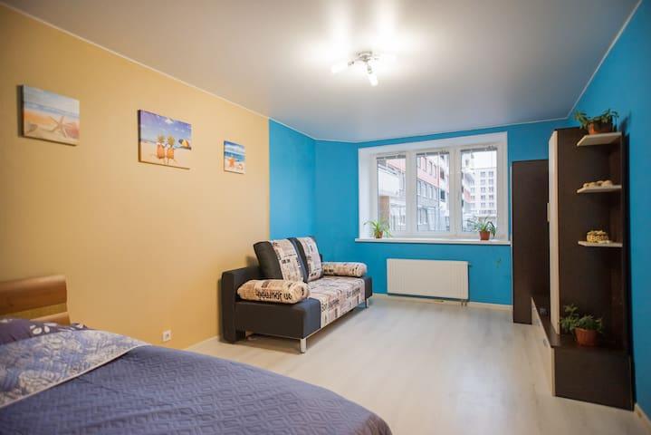 Комфортабельная квартира для уюта и отдыха