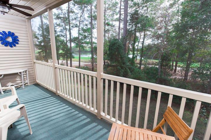 True Blue Villas 2BR/2BA -Golf Course Views!