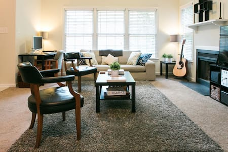 Downtown Living at The Nest — 1st Floor Suite - Raleigh - Other