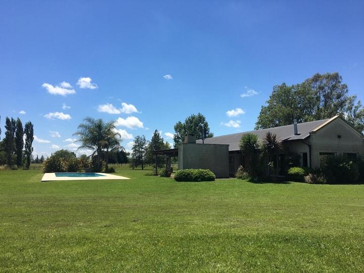 Beautiful Country House at Exaltación de la Cruz
