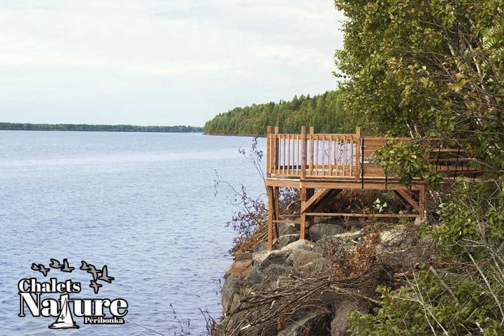 Avec accès au Lac-Saint-Jean