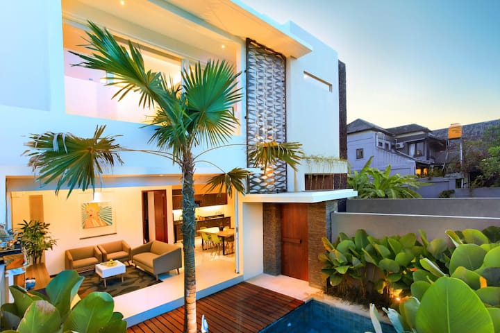 Superb Villa 5mn from the beach