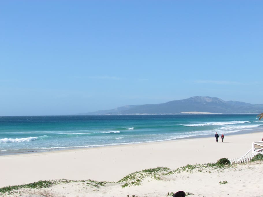 Local Tarifa Beaches