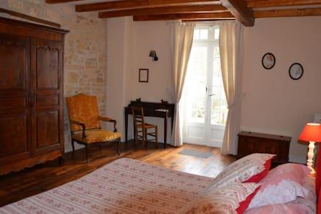 Au Moulin Brun Chambres d'Hôtes Eléonore - Saint-Hilaire-de-Villefranche