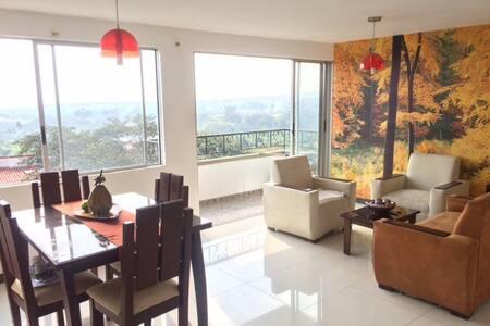 Nuevo Apartamento, espectacular vista.