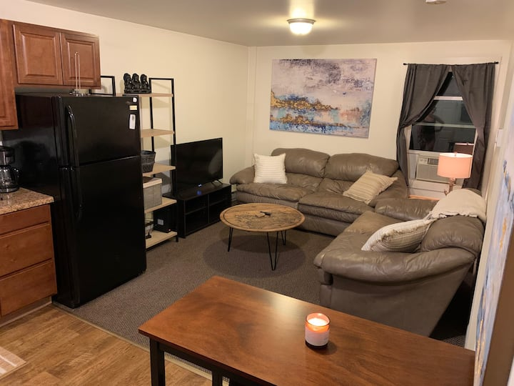 Downtown Portsmouth 1BR w/Washer & Dryer