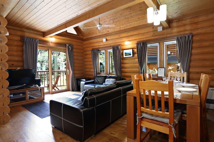Big Bear Chalet 3, 2 Bedroom, Hakuba