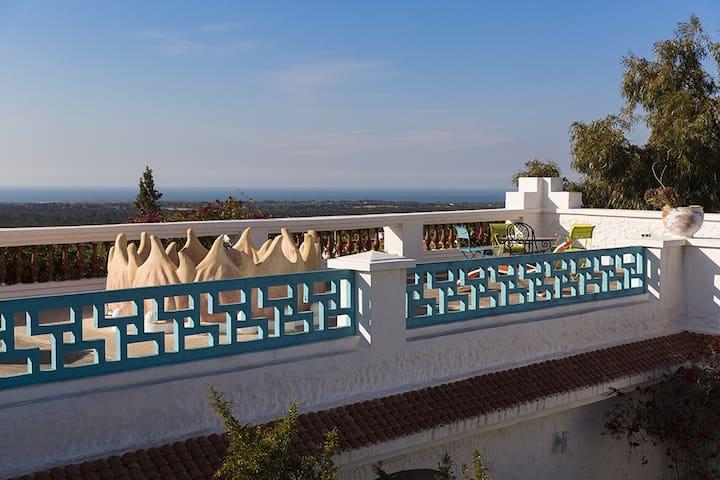 Riad Tamayourt Ocean View & piscine - en exclusité