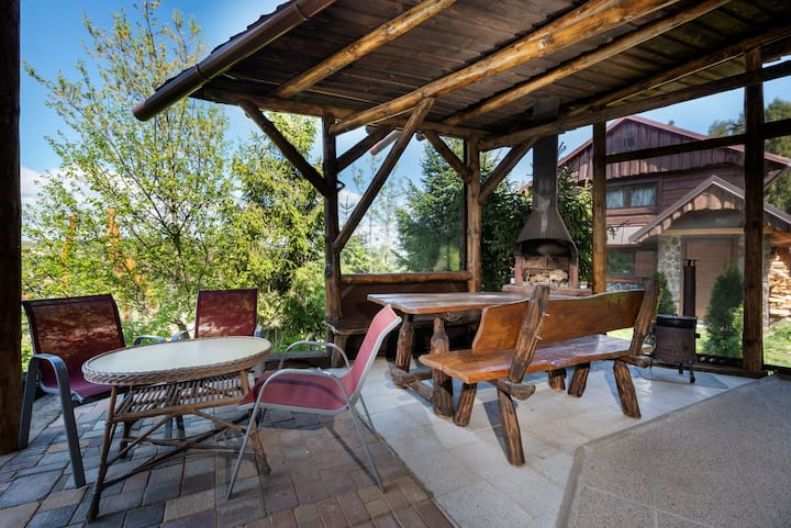 Cottage under Forest - Big Woody Gánovce - 12pax