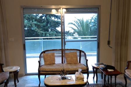 Spacious apartment in Greater Beirut - Ain Saadeh - Wohnung