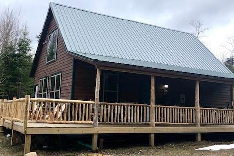 Balsam Hollow Cabin