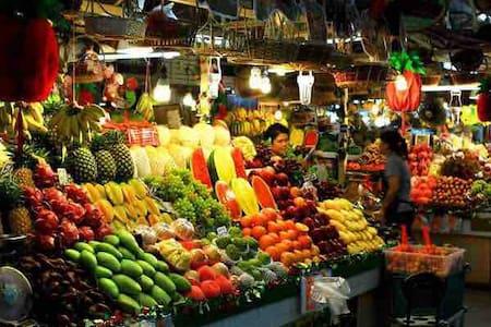 Cheap Bangkok Local  ,Near big the mall