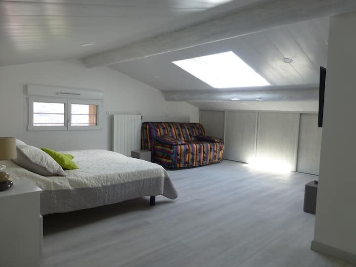 ANCOLIES DUPLEX 2 bedrooms for 4/6 people