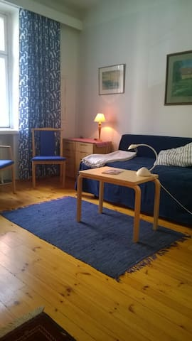 Cosy apartment in the heart of Helsinki - Helsínquia - Apartamento