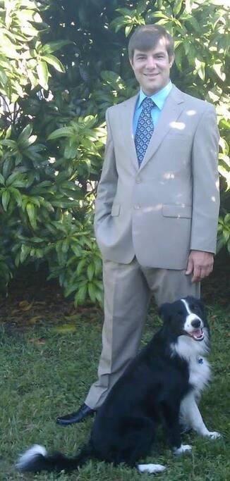 Your host Leonard in 2009