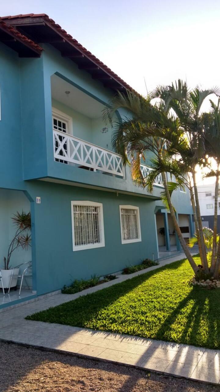 Residencial na Praia dos Ingleses - Casa #01