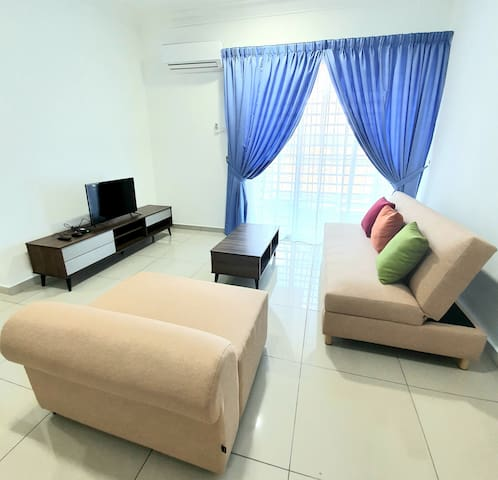 ✪HOMi 3Rooms@Silk✪Affordable Long-Term Stay