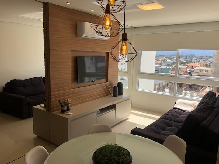 Desfrute Capão em apartamento próximo ao mar