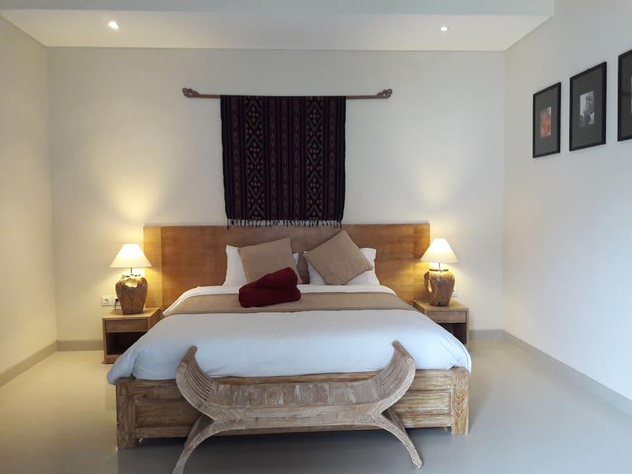 BATUR bedroom