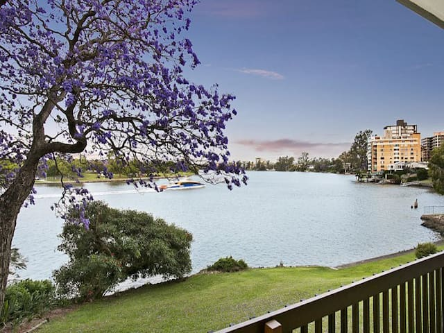 Absolute Waterfront Brisbane City - Toowong - Appartamento