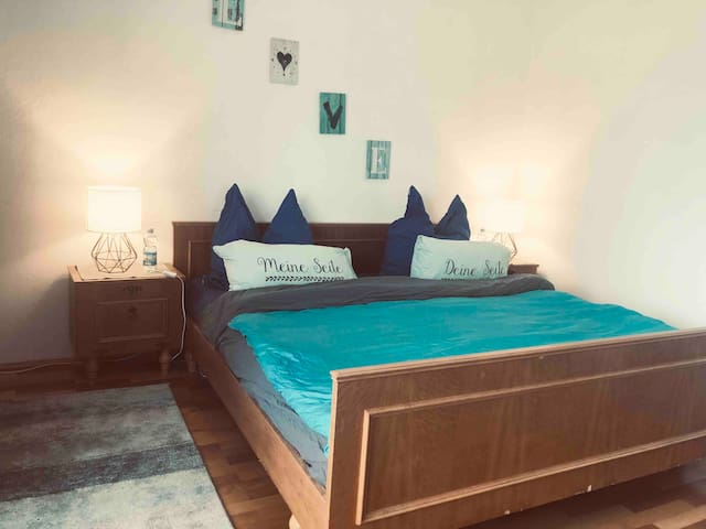 Comfortable Country Bed + Terrace in Quiet Gampern