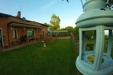 Camere in total relax  con giardino - Zafferana Etnea - Bed & Breakfast
