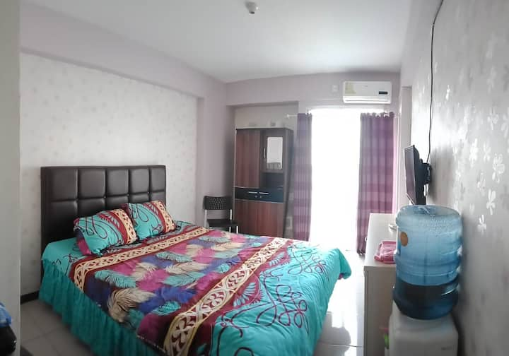 Bogor Valley Apartmen StudioRoom