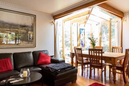 The quaint home ,Eltham Guesthouse . - Eltham - Dom