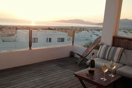 Penthouse with Sea Views in town - Tarifa