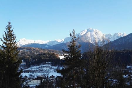 Lovely view of the Dolomites Montains - Tarvisio - Lakás