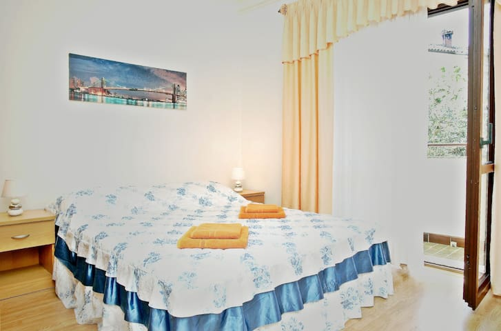 Charming apartment near the beach and city
