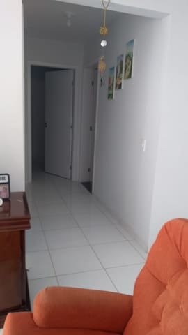 Apartamento em Condomínio 1/4 e uma Suite